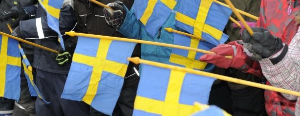 Skola Förbjöd Svenska Flaggan Kunde Vara Kränkande Eller Innebära