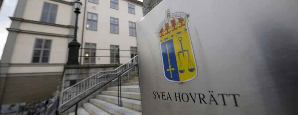 Hovrätten prövar mål mellan Transport och SD-politiker