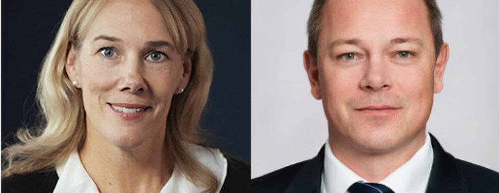 Swedbank får ny chefsjurist och ny chef för baltiska verksamheten